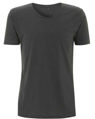 Unisex Sommer T-Shirt N21 Dunkelgrau