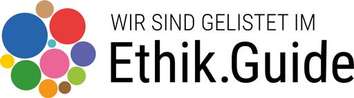 Gütesiegel Ethik Guide Logo