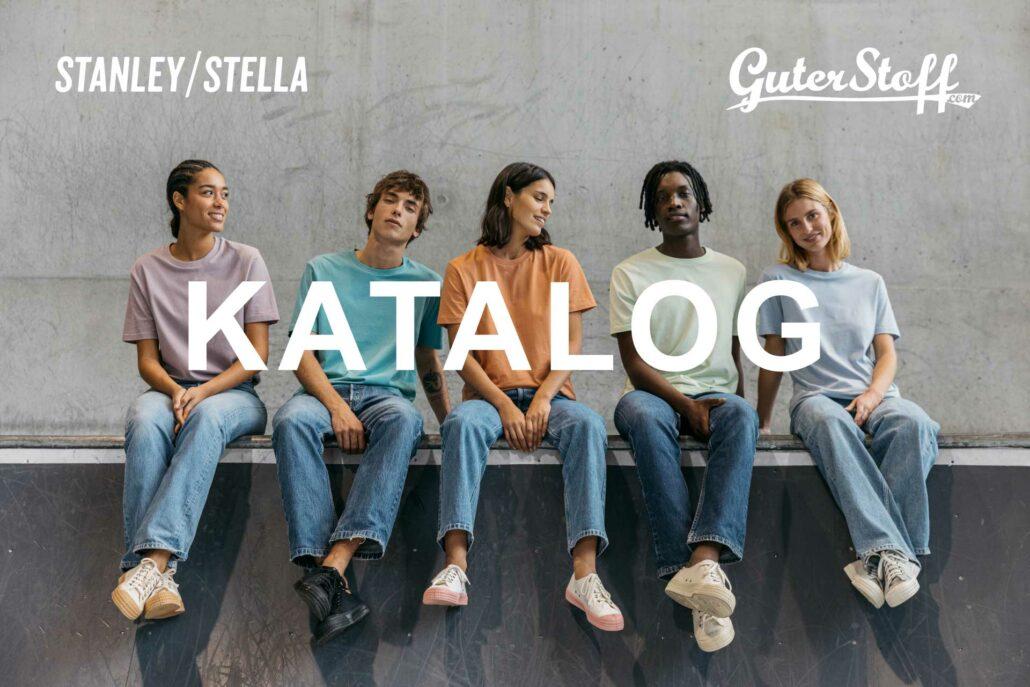 GuterStoff Stanley/Stella Katalog B2B